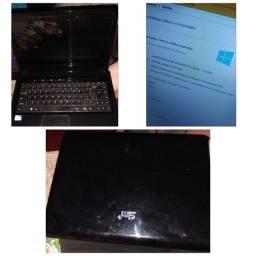 notebook usado