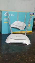 Roteador TP-Link Wireless N 300Mbps 2 Antenas TL-WR849N