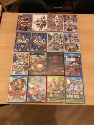 Jogos Wii u e PC