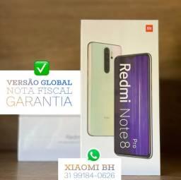 PROMOÇÃO! Xiaomi NOTE 8 PRO 128GB 6Ram / Novo Lacrado Garantia / GLOBAL