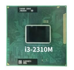 Título do anúncio: Processador notebook Intel I3 2310m