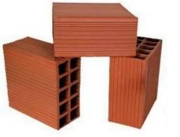 Título do anúncio: Promoção de tijolos 20x20 e 20x30 de 10 furos é aqui