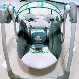 Título do anúncio: Cadeira de balanço automática para bebê