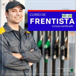 Atendente para Posto de Gasolina Unissex