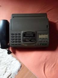 Fax Panasonic funcionando tudo perfeitamente