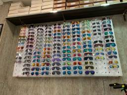 Suporte para óculos de parede