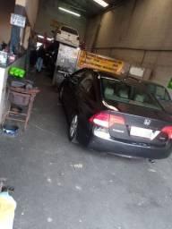 Vendo Civic completo câmbio manual