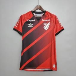 Camisa Atlético Paranaense I 20/21