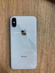 Iphone X - 256gb - branco