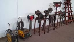 Máquinas para serralheria