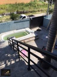 Vendo duplex com 03 quartos, piscina, churrasqueira, próximo do centro de São Pedro