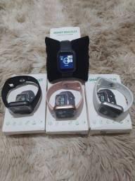 Smartwatch D20/Y68 TROCA FOTO