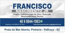 Engenheiro Civil - Grande Florianopolis