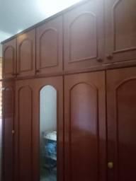 Título do anúncio: Guarda roupa 5 portas em madeira