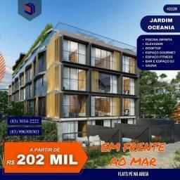 Apartamento para Venda em João Pessoa, Bessa, 1 dormitório, 1 suíte, 1 banheiro, 1 vaga