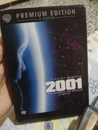 Dvd 2001 Uma odisseia no espaço