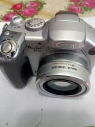 Título do anúncio: camera canon power shot s2 is pc 1120