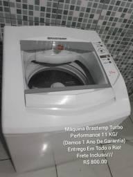Brastemp 11.KG/Semi Nova/1 Ano De Garantia/Entrego