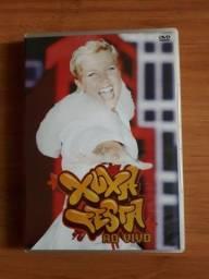 DVD - Xuxa Festa - Ao Vivo - Folheto Interno