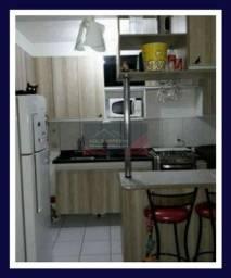 Apartamento a venda em condomínio Residencial Água Doce ? Campinas (CÓD:061)