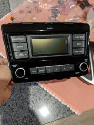 Som original Creta 2020 c/ Bluetooth