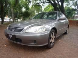 Honda Civic LX 1.6 2000!! Completo - Ar!!