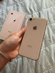 Iphone 8 Rose Gold 64gb *urgente