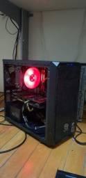 Computador Gamer AMD, Nvidia e 8GB de RAM