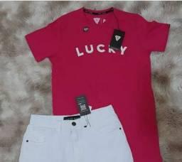 Roupas Lucky jeans