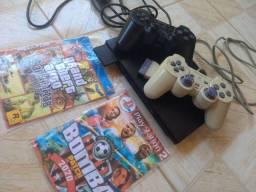 Vende se Playstation 2 por 200 Reais ZAP *
