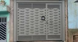 Portão Basculante Galvanizado 2.80x2.50