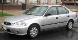 HONDA CIVIC SEDAN LX 1.6 16V MEC 4P