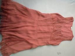 Vestido social longuete Promod 42 - usado