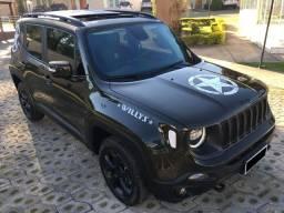 Jeep Renegade Willys 2019 4x4 2.0 Turbo Diesel AT9