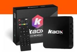 Tv box Android 11 128 gigas memória interna 8 ram