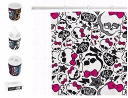 Título do anúncio: Kit Banheiro Monster High