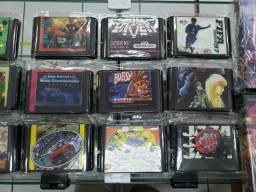 Jogos de Master System, Mega Drive e Sega Saturno