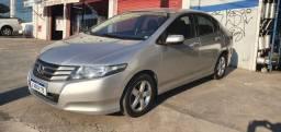 Honda City lx automático 2012 - ótimo estado