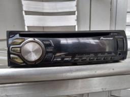 Título do anúncio: Rádio Pioneer mixtrax