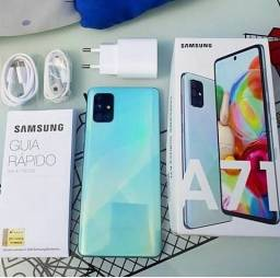 Samsung A71   com nota fiscal.