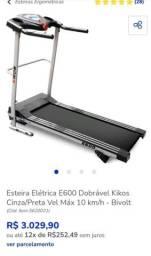Esteira Kikos E600