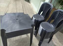 Cadeira sem braço bistro