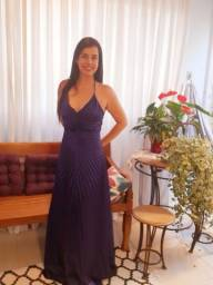 Vestido festa 38