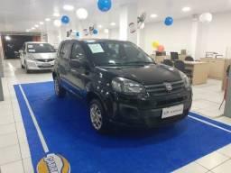 FIAT UNO DRIVE 1.0 6V Preto 2017/2018