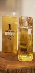 One Million Cologne 125ml + amostra One Million Parfum