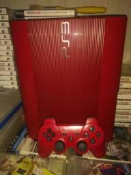 PS3 edição  god of war 500gb