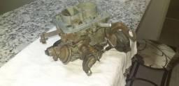 Carburador weber 2
