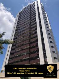 Título do anúncio: Alugo Apartamento em Casa Forte, 129.70 m², 03 quartos (01 suíte)