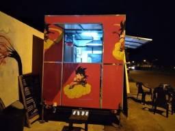 Food Truck traller Vende ou Troca