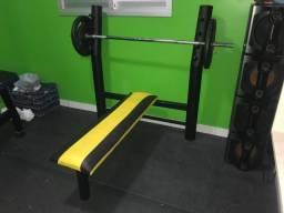 Academia em sua casa - V/T Equipamentos Top de Musculação